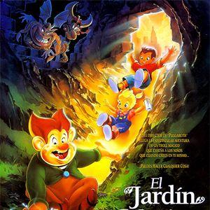 El jard n m gico de stanley pel cula 1994 for El jardin magico