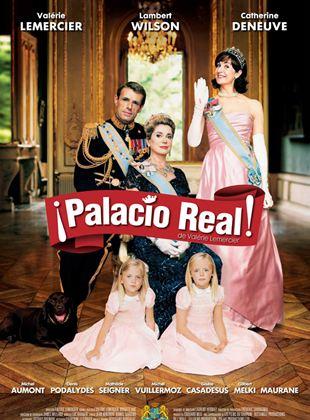 ¡Palacio Real!