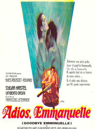 Adiós Emmanuelle Película 1977 Sensacine Com