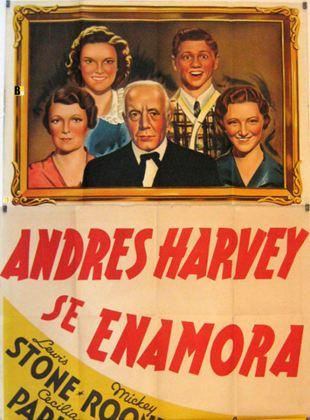 Andrés Harvey se enamora