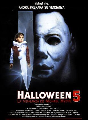 Halloween 5 - La venganza de Michael Myers