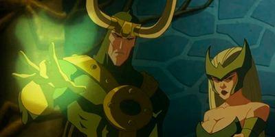'Thor: Ragnarok' podría explorar la relación entre Loki y Enchantress