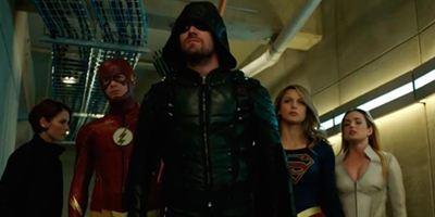 'Crisis on Earth-X': primer vistazo al nuevo 'crossover' de 'Arrow', 'The Flash', Legends of Tomorrow' y 'Supergirl'