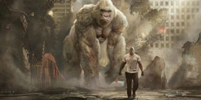'Rampage' adelanta su fecha de estreno en EE.UU y difunde nuevos pósteres internacionales