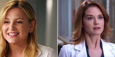 'Anatomía de Grey': ¿Cómo se han tomado Jessica Capshaw y Sarah Drew su salida de la serie?