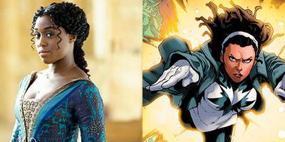 'Captain Marvel': ¿Nuevos detalles sobre el personaje de Lashana Lynch?