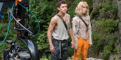 'Chaos Walking': La película de Tom Holland y Daisy Ridley podría retrasar su estreno por los 'reshoots'