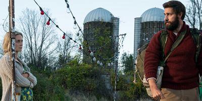 'Un lugar tranquilo' de John Krasinski anota un 97% en 'Rotten Tomatoes'