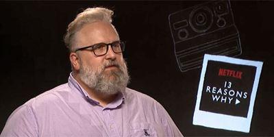"""Brian Yorkey, creador de 'Por trece razones': """"Uno de los temas centrales en la segunda temporada es la recuperación de Jessica de su violación"""""""