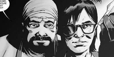 'The Walking Dead' ficha a otros dos personajes del cómic