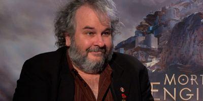 """Peter Jackson: """"Las ciudades de 'Mortal Engines' son la guinda del pastel"""""""