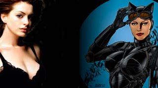 Anne Hathaway será Catwoman en 'The Dark Knight Rises'