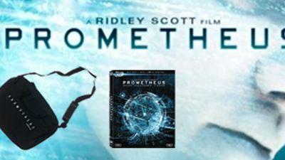 ¡Regalamos 1 Pack 'Prometheus + Bolsa de ordenador!