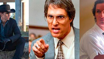 7 películas del nuevo Matthew McConaughey
