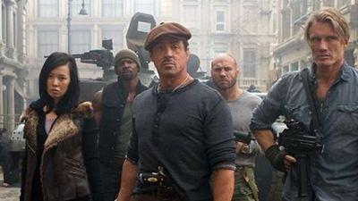 'Los mercenarios 3' ya tiene fecha de estreno en Estados Unidos