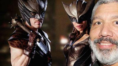 'Legends of Tomorrow': Peter Francis James interpretará a un personaje clave en la historia de Hawkman y Hawkgirl