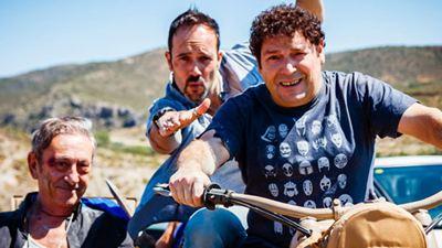 'Bendita calamidad': La 'road movie' española triunfa en los cines de Aragón