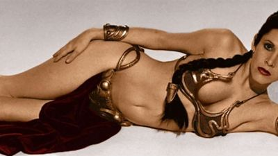 RUMOR: Disney retira a la princesa Leia esclava del 'merchandising' de 'Star Wars'