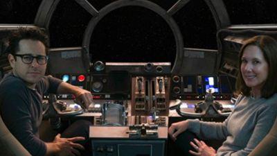 'Star Wars: El despertar de la Fuerza': Kathleen Kennedy  admite que habló con George Lucas sobre el futuro de la saga