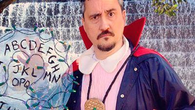 'Doctor Stranger Things', el 'cosplay' definitivo que junta dos grandes estrenos de 2016