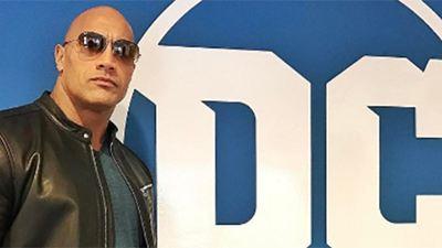 """'Shazam': Dwayne Johnson está """"como loco"""" por los cambios que tendrán los nuevos proyectos de DC"""