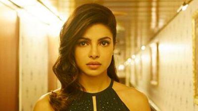 'Quantico': Priyanka Chopra sufre un accidente en el set de rodaje