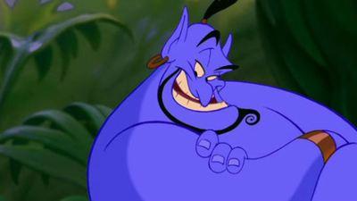 'Aladdin': ¿Sabes que el Genio no iba a ser de color azul?