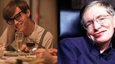 'La teoría del todo': Eddie Redmayne rinde homenaje a Stephen Hawking