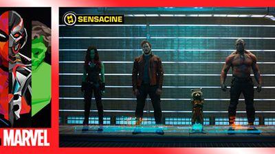'Guardianes de la Galaxia': Recopilamos 10 curiosidades que probablemente no conocías