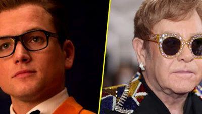 'Rocketman': Paramount da luz verde a la película sobre Elton John protagonizada por Taron Egerton