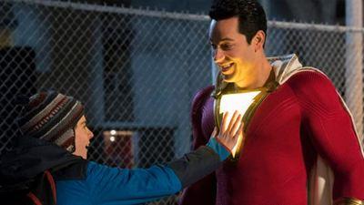 '¡Shazam!': El director explica por qué se han cambiado las botas del superhéroe