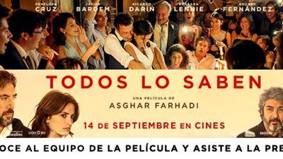 BASES LEGALES: CONCURSO 'TODOS LO SABEN', EN MADRID