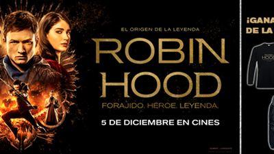 ¡SORTEAMOS 5 PACKS DE 'ROBIN HOOD'!