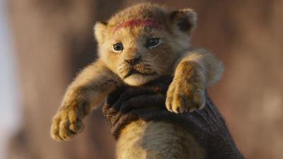 El nuevo avance de 'El rey león' de Disney presenta a Simba como príncipe de la sabana