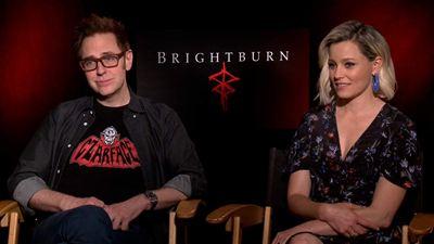 """James Gunn: """"El hijo' es 100% una película de terror y una película de superhéroes"""""""