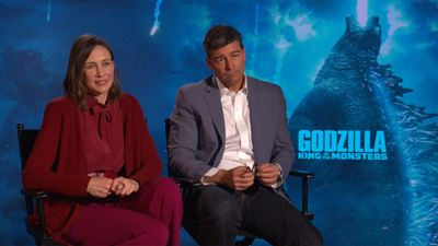 """Vera Farmiga ('Godzilla: Rey de los Monstruos'): """"El júbilo de Millie Bobby Brown es absolutamente contagioso"""""""