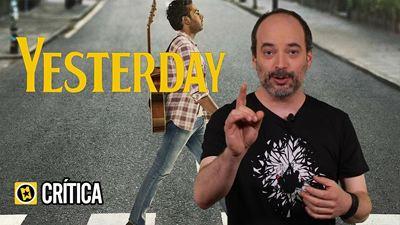 """CRÍTICA: """"El guion de comedia romántica de 'Yesterday' es realmente una pasada"""""""