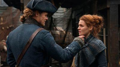 'Outlander': Sophie Skelton explica por qué Brianna abofeteó a Jamie