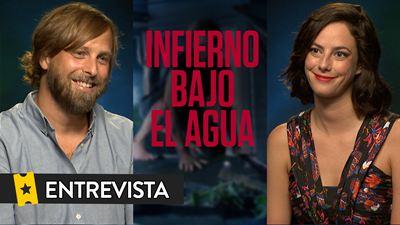 """Kaya Scodelario: """"Intenté darle algo de Sarah Connor a mi personaje en 'Infierno bajo el agua"""""""