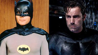 Todos los actores que han interpretado el papel de Batman en acción real
