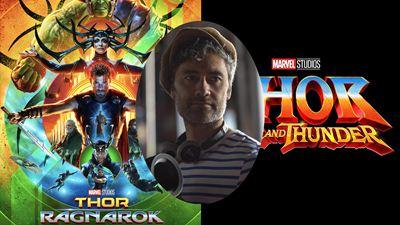 Taika Waititi asegura que 'Thor: Love and Thunder' va ser una locura mayor que 'Ragnarok'