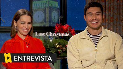 """Emilia Clarke ('Last Christmas'): """"Creo que estas historias deben contarse"""""""