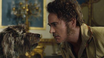'Las aventuras del doctor Dolittle': Conoce en EXCLUSIVA al perro Jip, con la voz original de Tom Holland