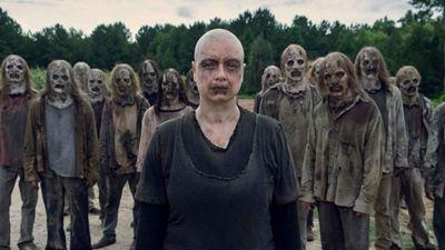"""Samantha Morton adelanta una """"catástrófica"""" recta final para Alpha en 'The Walking Dead': """"Para mí el enemigo son ellos, sin duda"""""""