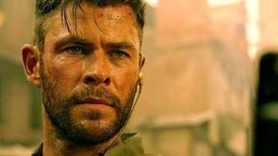 'Tyler Rake' va camino de convertirse en la mayor película de Netflix y Chris Hemsworth se lo agradece a los fans
