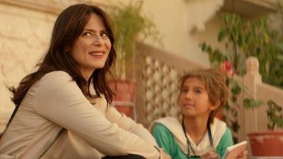 """Aitana Sánchez-Gijón ('La cinta de Álex'): """"Espero que de aquí a un año podamos volver a contar las historias como las contábamos antes"""""""