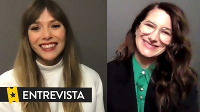 'Bruja Escarlata y Visión' (Disney+): Entrevista a Elizabeth Olsen y Kathryn Hahn, Wanda y Agnes en la serie de Marvel