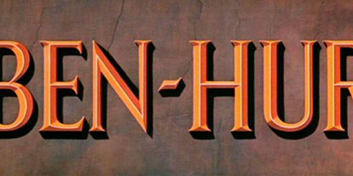 Comienza el rodaje de 'Ben-Hur', el 'remake' con Jack Huston, Morgan Freeman y Toby Kebbell