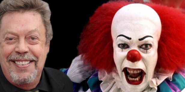 Tim Curry habla sobre la adaptación de 'It' de Stephen King
