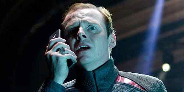 'Star Trek: Más allá': Simon Pegg, decepcionado con el último tráiler
